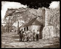"""""""The Whole black family"""" at the Hermitage, Savanna by WorldWide Archive"""