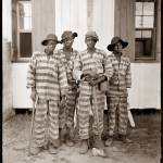 """Southern Chain Gang c1900"" by worldwidearchive"