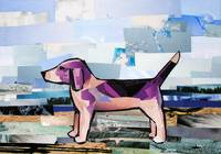 Purple Beagle