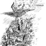 """""""EZEKIEL"""" by PERRYS-CLASSIC-ART"""