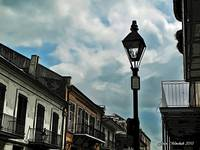 New Orleans Street Lamps