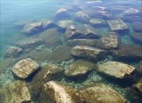 Submerged Rocks 2