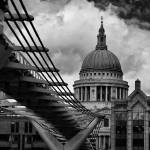 """Bridge to St Pauls"" by spottydog06"