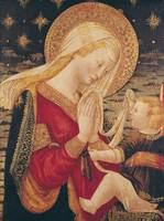 Virgin and Child by Neri di Bicci