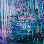 """Blue Swamp"" by neworleansartist"