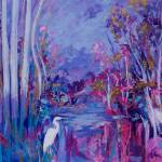 """Purple Swamp"" by neworleansartist"