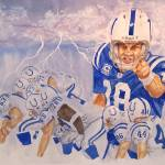 """Peyton Manning ""perfect storm"""" by Gbrooks"