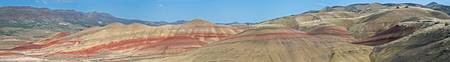 #1 Painted Hills Pano