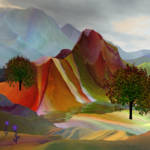 """""""The Valley"""" by AnneVis"""