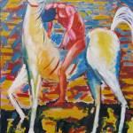 """Cavaliere errante"" by AlfonsoRobustelli"