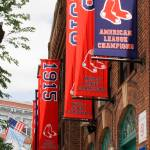 """Fenway Championship Banners"" by cferrin"
