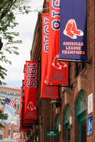 Fenway Championship Banners