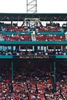 Welcome to Fenway Park
