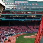 """Fenway Park Media Booths"" by cferrin"