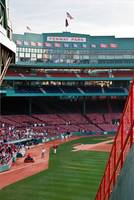 Fenway Park Media Booths