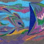 """Frolic"" by KathyBrophyGumm"