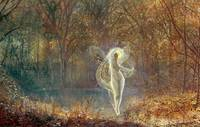 Autumn by John Atkinson Grimshaw