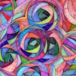 """""""KaleidoscopicExuberance"""" by KathyBrophyGumm"""