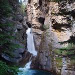 """Johnston Canyon Lower Falls Banff National Park Al"" by MarculescueugeniancuD60AK"