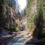 """Johnston Canyon Banff National Park"" by MarculescueugeniancuD60AK"