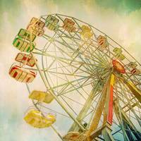Wheel In The Sky - Fine Art Photography - Carnival