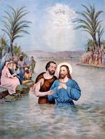 The Baptism of Jesus Christ