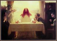 Christ & the Disciples at Emmaus