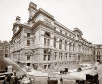 Boston Courthouse c1906 by WorldWide Archive