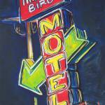 """Thunderbird Motel"" by MitchellMcClenney"