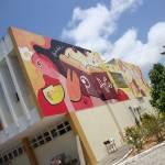 """Andruchak - Mural Arte Deart - 5x27m - Fachada do"" by andruchak"
