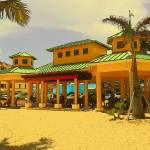 """Beach Gazebo at Lauderdale By The Sea, Florida"" by Eduardo828"