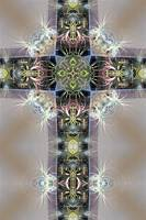 Kaleidoscope Cross