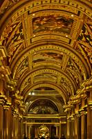 Sistine ceiling at the Venetian hotel, Las Vegas