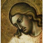 """Christ Portrait (c. 1335)"" by ArtLoversOnline"