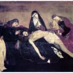 """Pieta (15th century)"" by ArtLoversOnline"