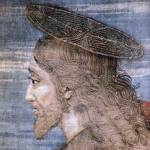 """Christ Profile (c. 1518)"" by ArtLoversOnline"