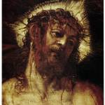 """Christ Portrait (c. 1560)"" by ArtLoversOnline"