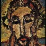 """Christ Portrait (c. 1915)"" by ArtLoversOnline"