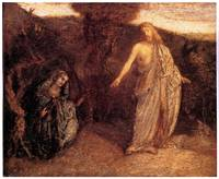 Christ appearing to Mary (c. 1885)