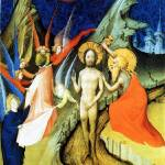 """The Baptism of Christ (c.1404-1409)"" by ArtLoversOnline"