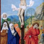 """The Crucifixion (c. 1500)"" by ArtLoversOnline"