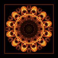 Fire Kaleidoscope