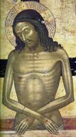 Man of Sorrows (c. 1450)