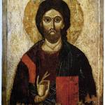 """Untitled Icon Painting (13th century)"" by ArtLoversOnline"