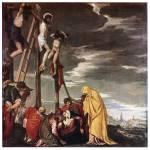 """Calvary (c. 1570)"" by ArtLoversOnline"