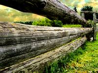 Old Wood Fence (1)