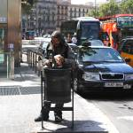 """Street People (1)  Barcelona"" by MagieL"