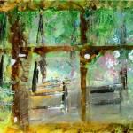 """Dinning Hall Window"" by McGuffSilverman"