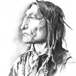 """Chief Joseph"" by LifelinesArt"
