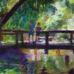 """North NJ Park Bridge"" by McGuffSilverman"